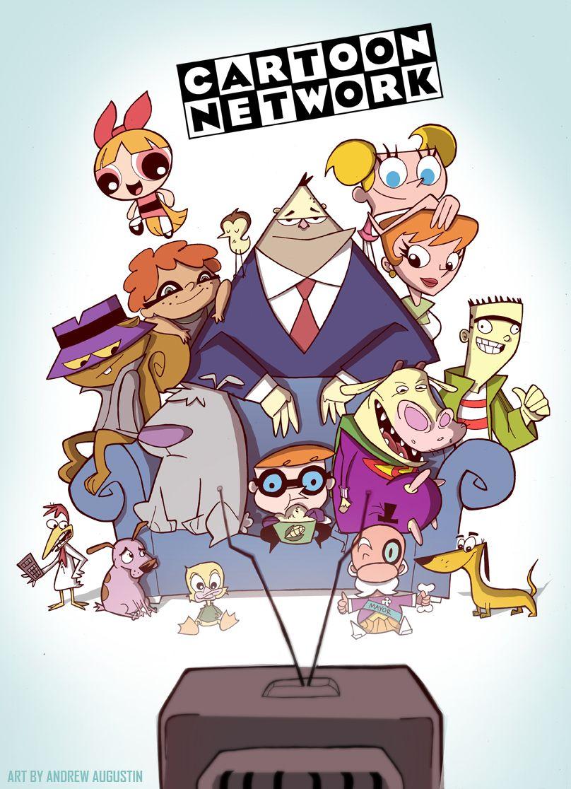 90s Cartoon Network - YouTube