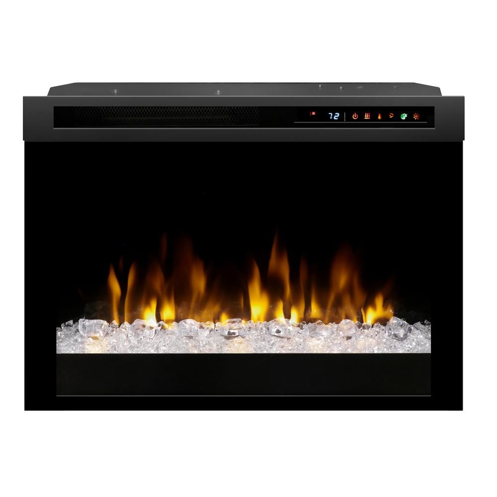 Dimplex Multi Fire Xhd 26 In Electric Fireplace Firebox With