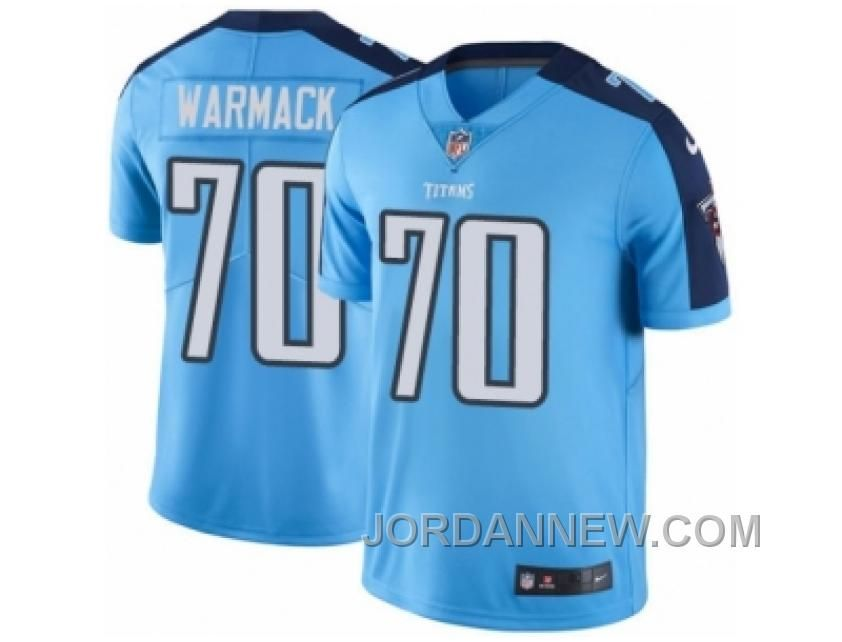 http://www.jordannew.com/mens-nike-tennessee-titans-70-chance-warmack-elite-light-blue-rush-nfl-jersey-free-shipping.html MEN'S NIKE TENNESSEE TITANS #70 CHANCE WARMACK ELITE LIGHT BLUE RUSH NFL JERSEY LASTEST Only $23.00 , Free Shipping!