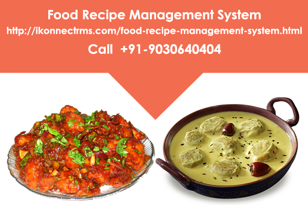 Ikonnect food recipe management system helps you to automates the ikonnect food recipe management system helps you to automates the process of managing your food production process at a single site or across multiple forumfinder Choice Image