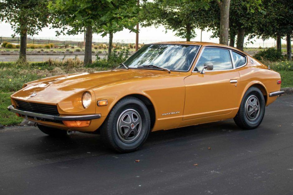 1971 Datsun 240Z Datsun 240z, Nissan z cars, Classic