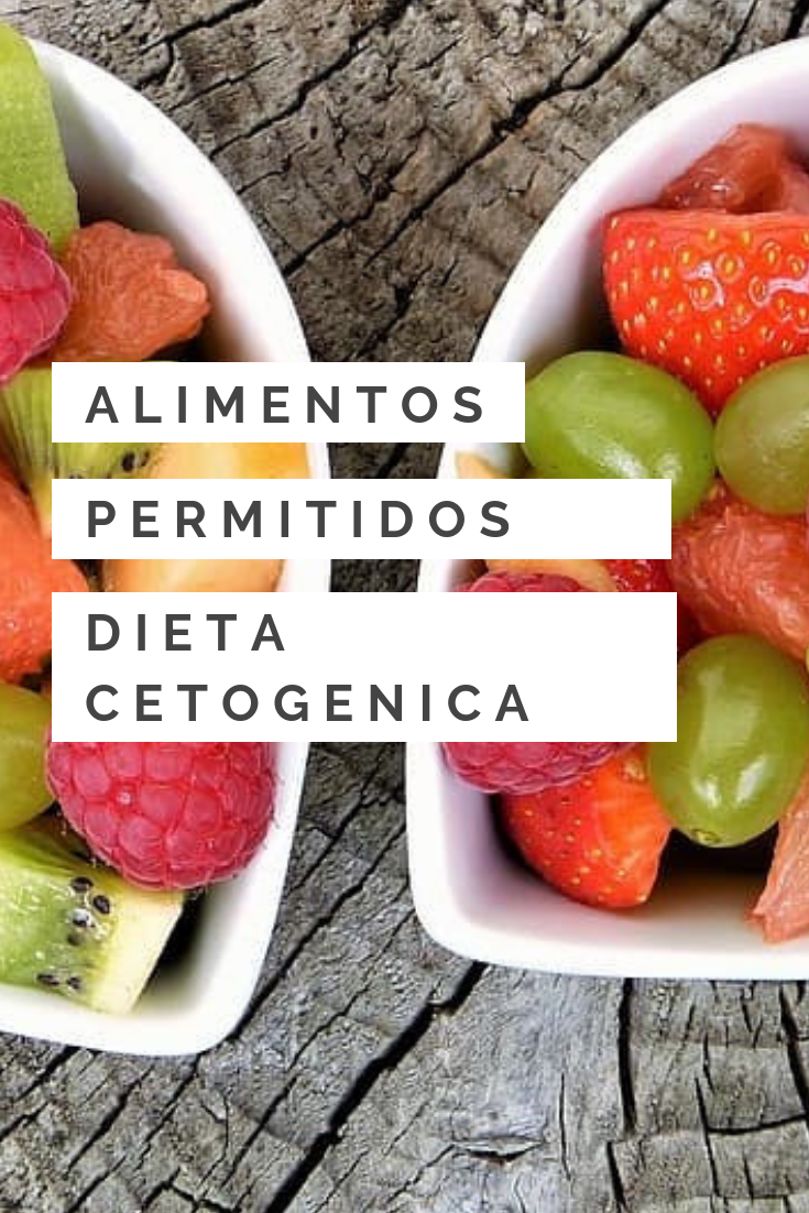 Alimentos permitidos de la dieta keto