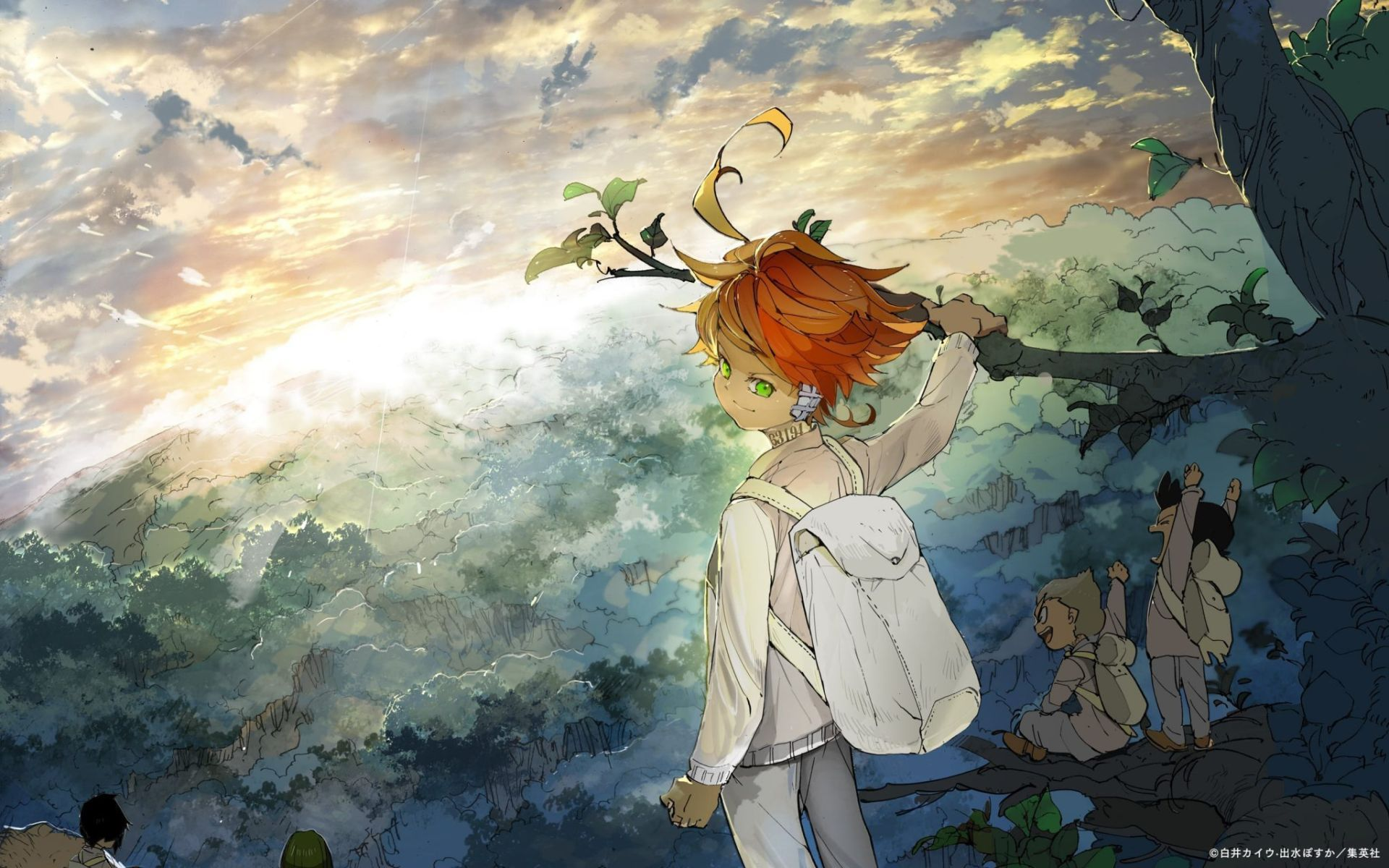 The Highly Anticipated Anime THE PROMISED NEVERLAND Will