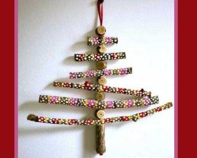 Decorazioni Fai Da Te Di Natale : Decorazioni di natale con il legno addobbi natalizi fai da te