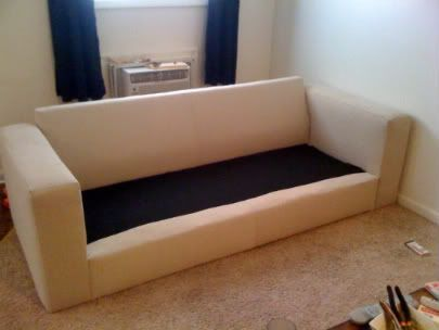 How To Build A Couch Or Sofa From Scratch