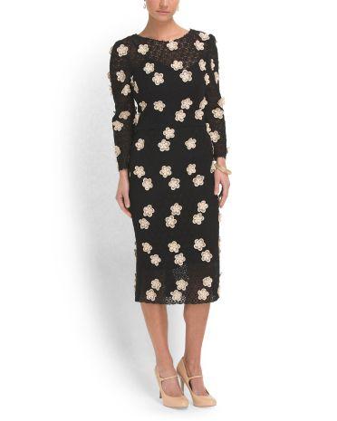 Cotton Textured Dress