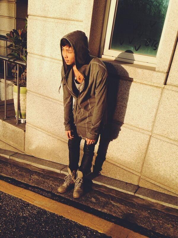 "Bangtan Pics on Twitter: ""131012  #방탄소년단 #LoveBTS  #RapMonster #Namjoon #랩몬스터 #김남준 https://t.co/9LvS8oPwIl"""