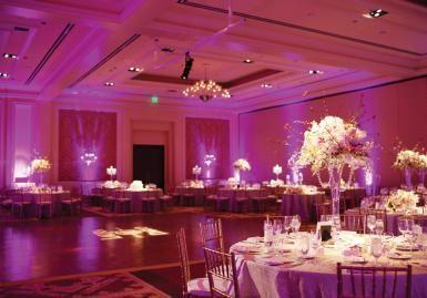 Laura + Dario | Pink room, Ballrooms and Reception