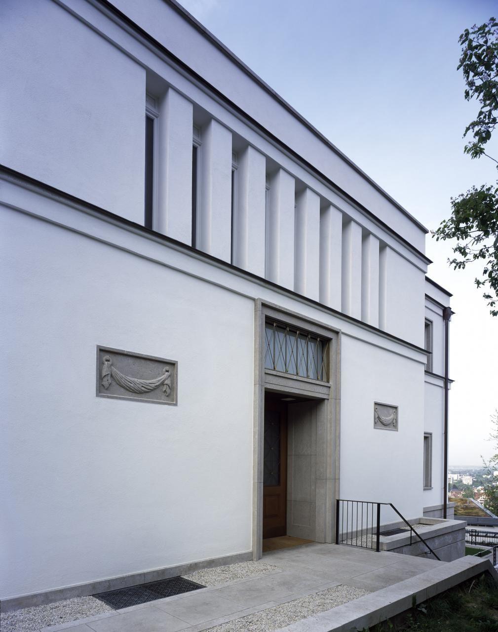 haus a in heidelberg petra und paul kahlfeldt architekten klassische villa pinterest. Black Bedroom Furniture Sets. Home Design Ideas