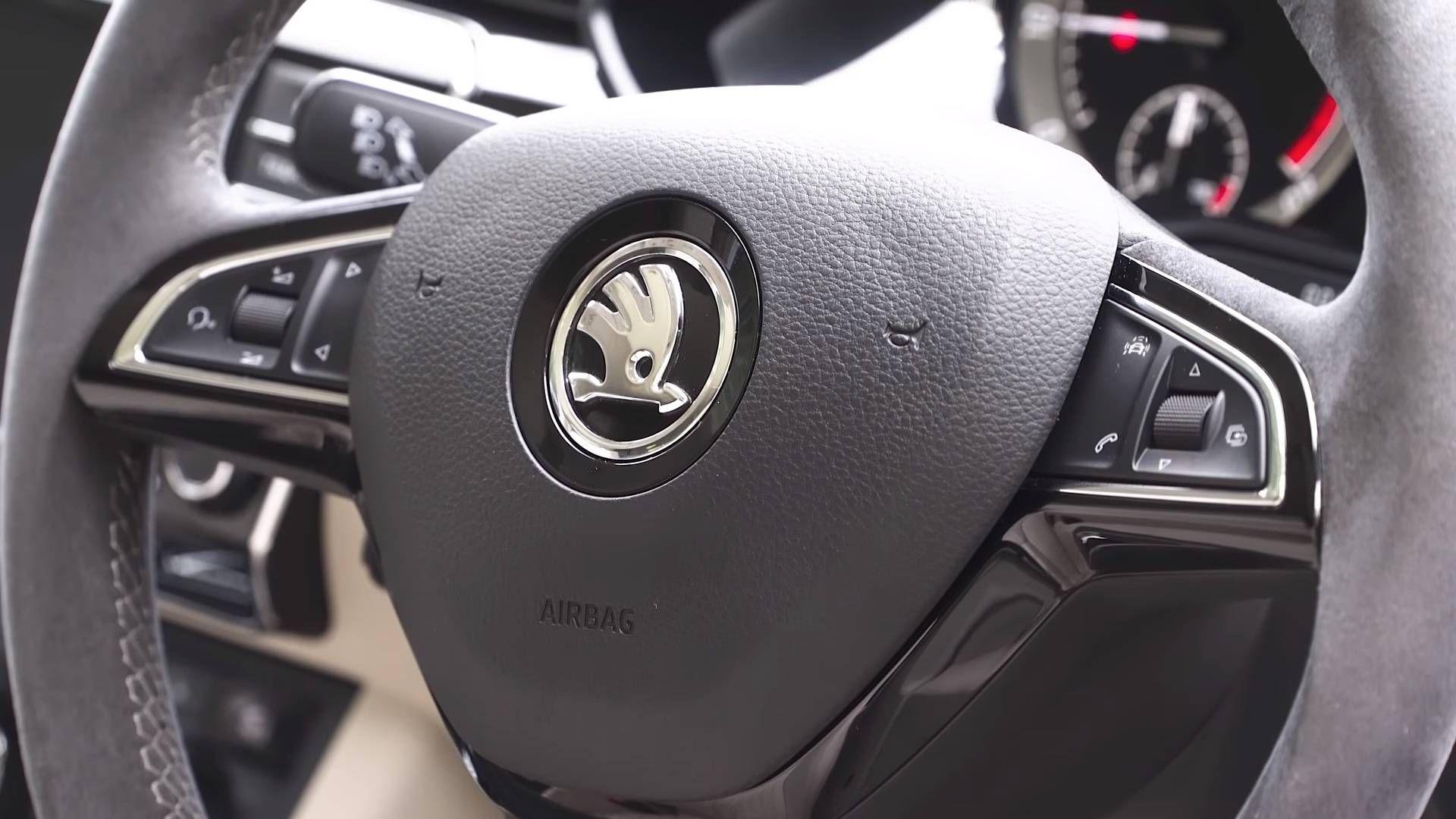 Skoda Superb Sleeper Motor1 Com Photos