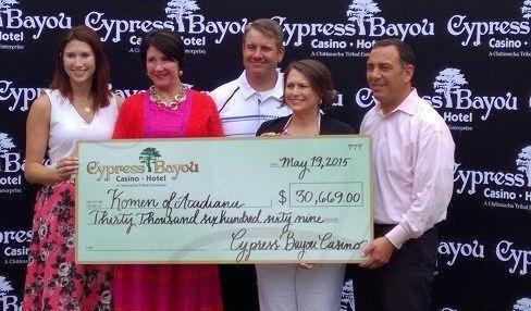 Cypress bayou casino executive management play mobile casino