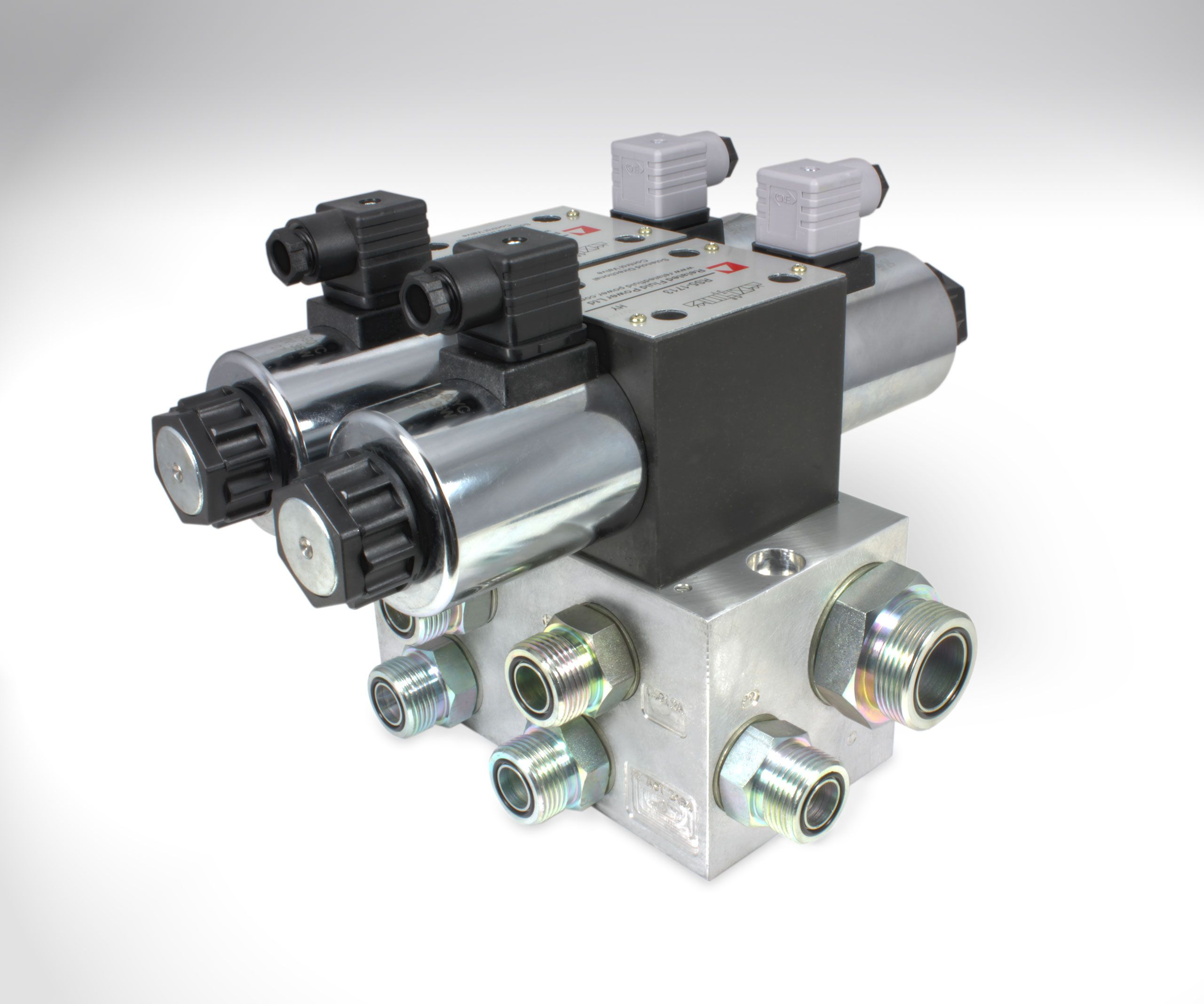 Hydraulic manifold systems in 2020 control valves