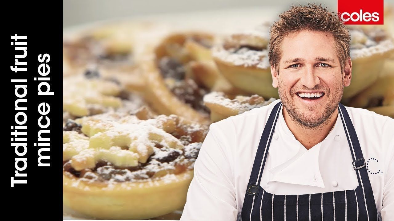How to make traditional fruit mince pies with Curtis Stone -  How to make traditional fruit mince p
