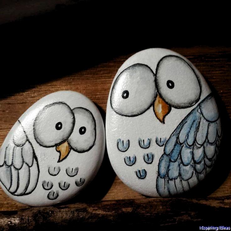 004 Nette gemalte Felsen-Ideen für Garten #felsenundsteine #FelsenIdeen #für #Garten #gemalte #Nette - 004 Cute Painted Rock Ideas for Garden 004 Nette gemalte Felsen-Ideen für Garten