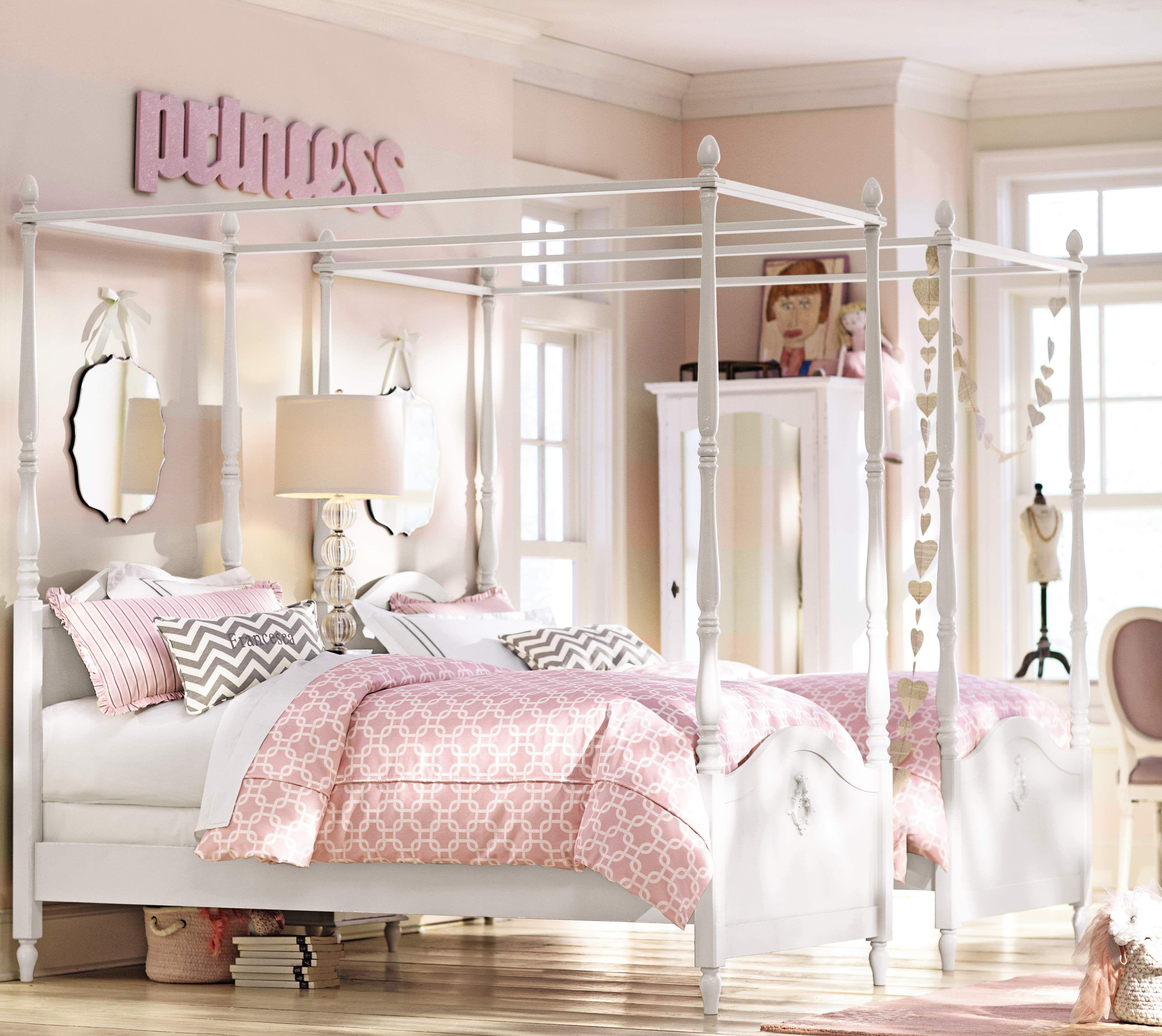 Twin beds. Double trouble. HomeDecorators.com