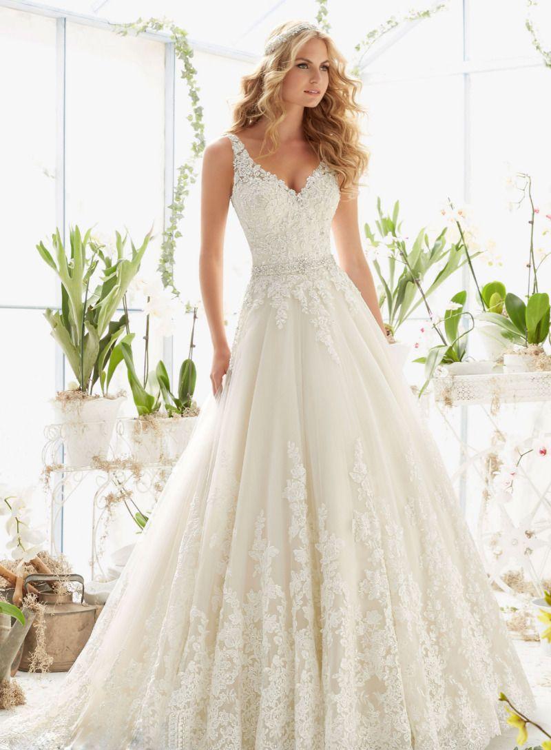 Stunning wedding dresses  Stunning wedding dress See more here dressilymep