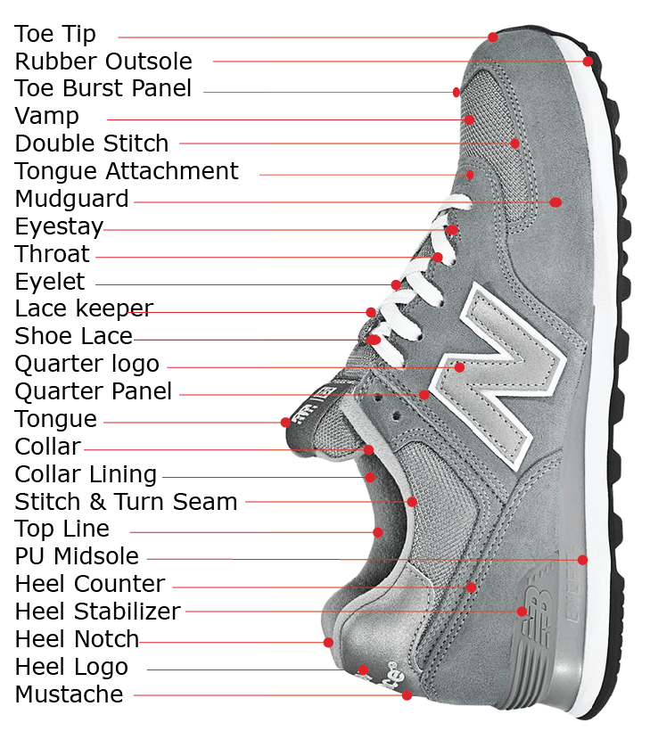 Top Line Tape Shoes