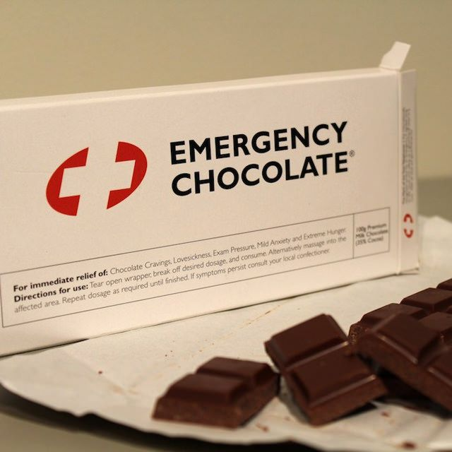 Emergency Chocolate - lifestylerstore - http://www.lifestylerstore.com/emergency-chocolate-2/