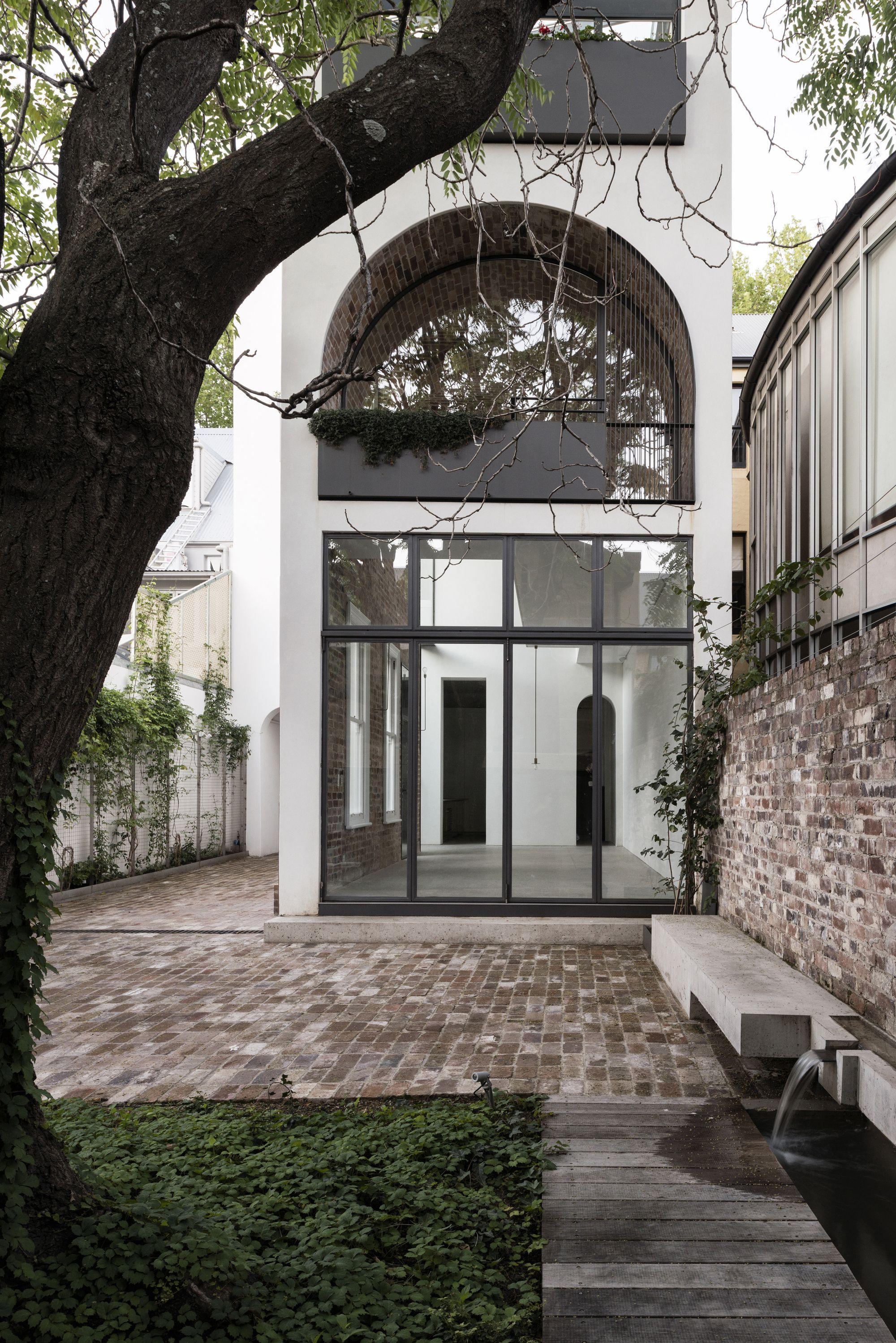 Gallery of Italianate House / Renato D'Ettorre Architects  – 32
