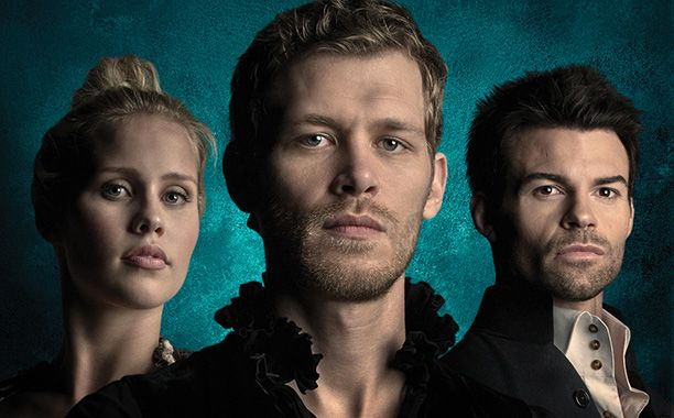 Exclusive Look at The Originals Book One: The Rise
