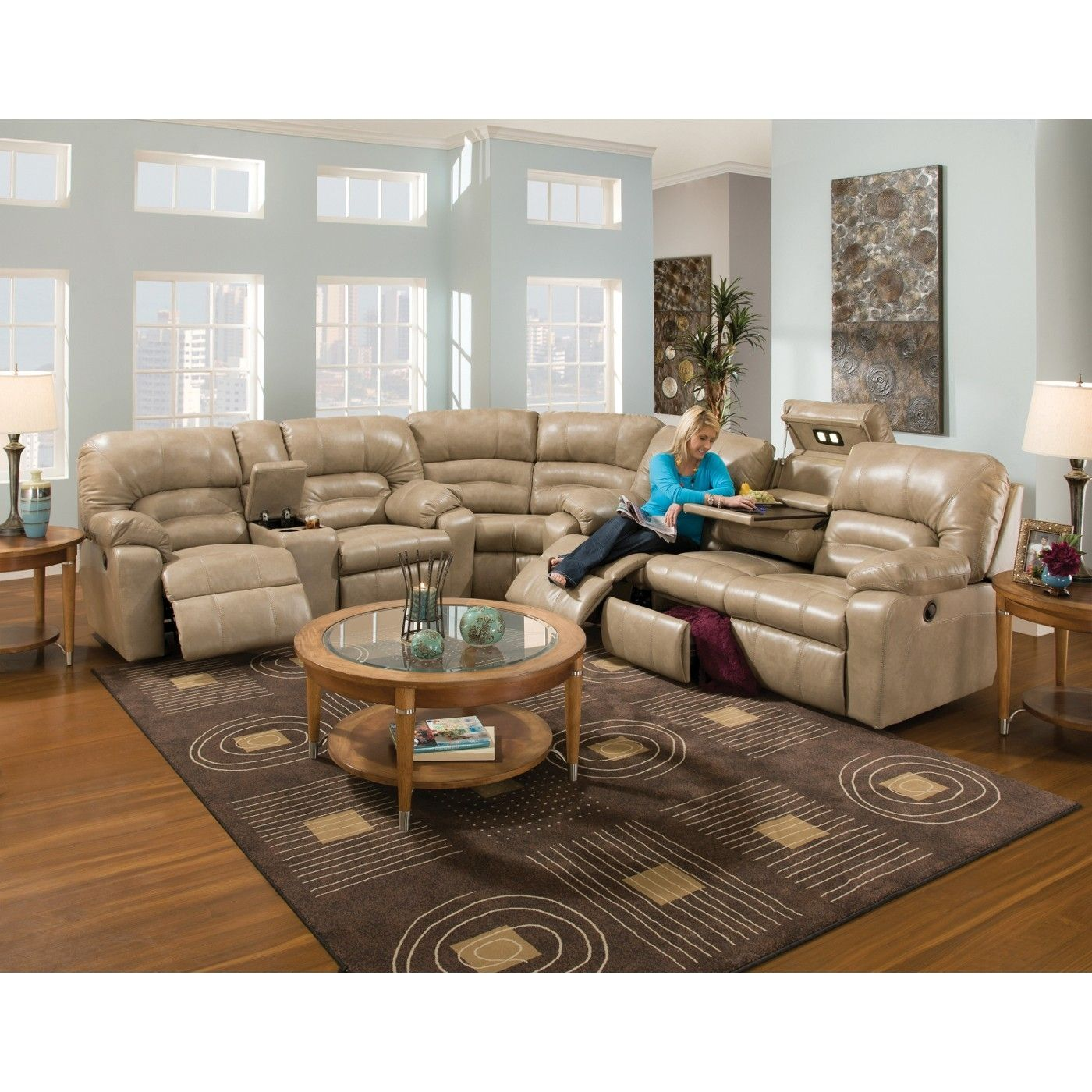 Sectional Or Sofa Loveseat