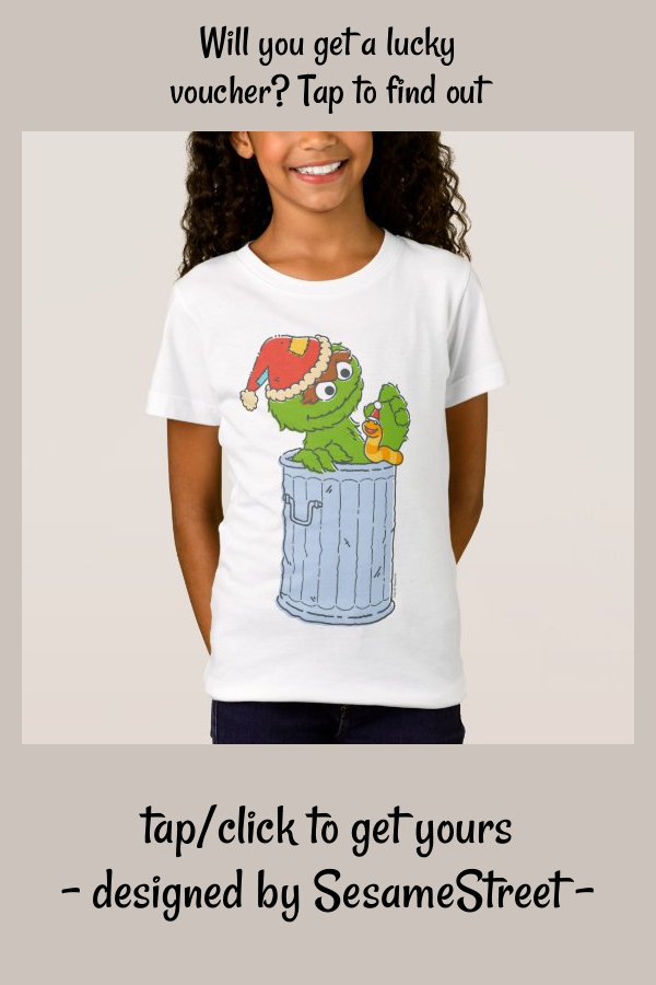 Sesame Street Vintage Christmas Oscar T Shirt Tap Click To Get Yours Right Now Tshirt Sesame St Vintage Christmas Sesame Street Sesame Street Christmas