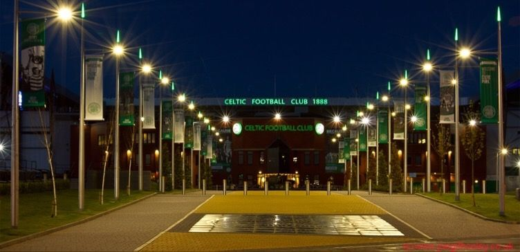 Paradise at night 🍀