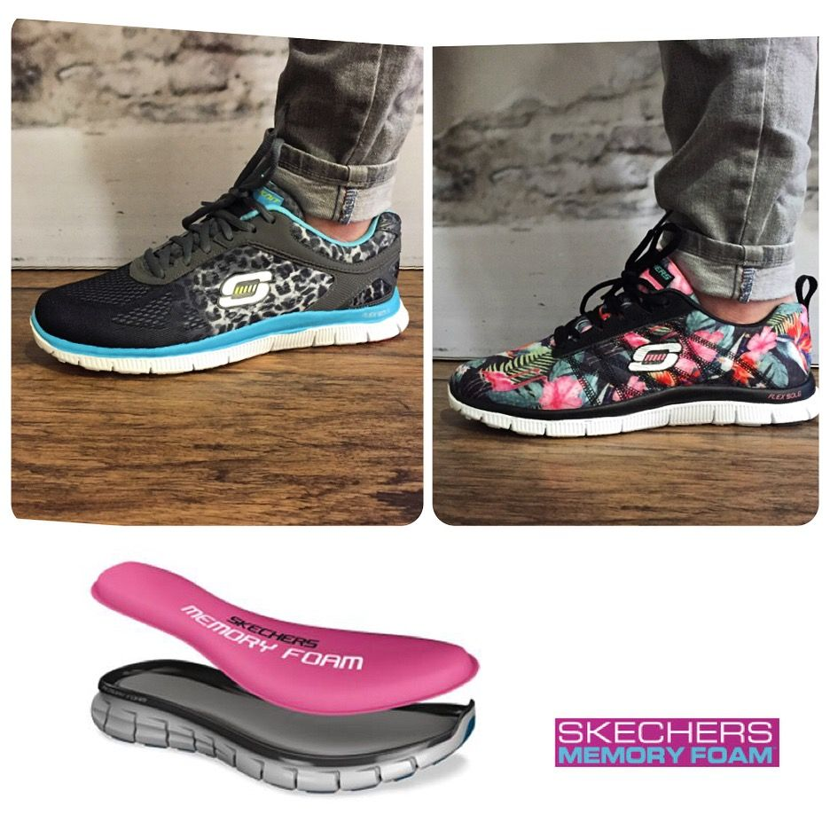 skechers memory foam sneakers skechers pinterest. Black Bedroom Furniture Sets. Home Design Ideas
