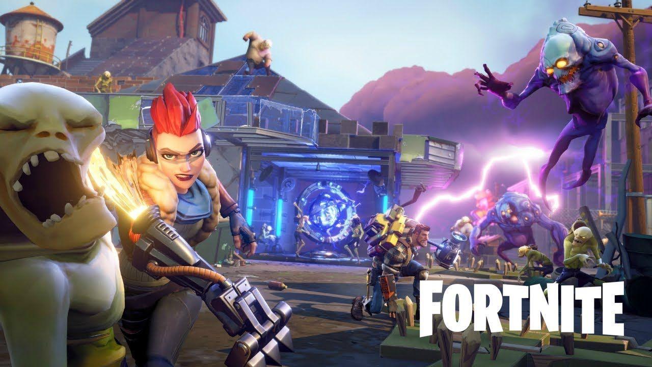 Save The World Fortnite Teaser Epic Games Fortnite Gaming
