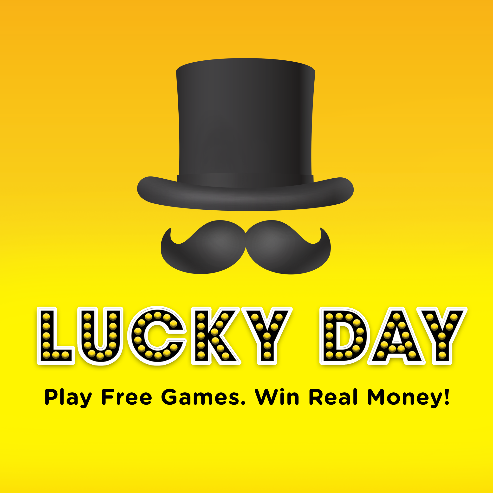 Lucky Day offers free scratcher, lotto, and raffle games