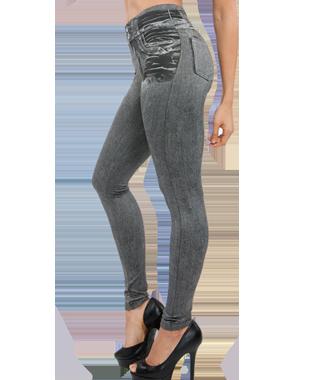 c1b46909230a7 Genie Slim Jeggings – Fit Like Leggings – Look Like Jeans!