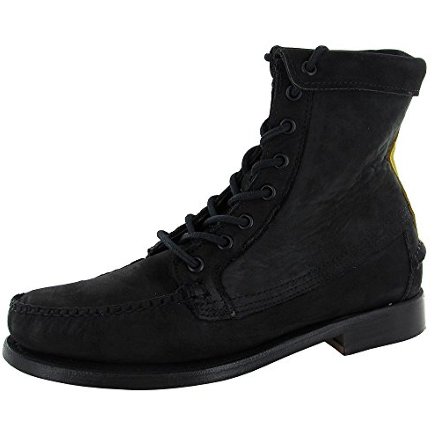 Womens Kowloon Leather Ankle Boot Shoe