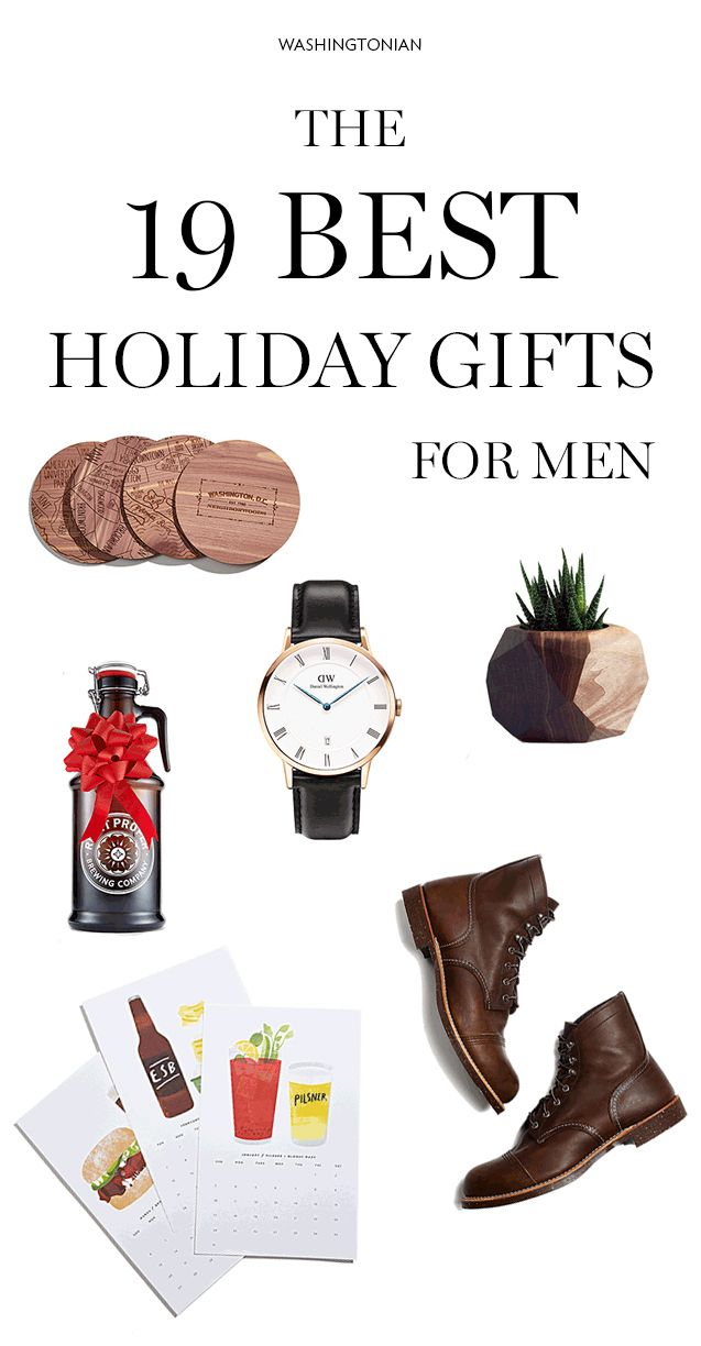 Your complete guide to the best gifts for men this year   Washingtonian
