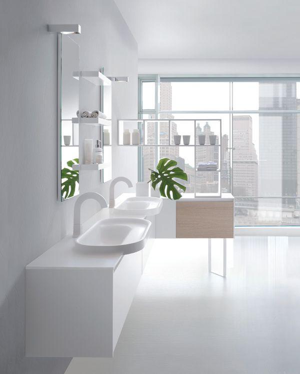 Metropolis Bathroom Furniture From Lasa Idea Bathroom Decor