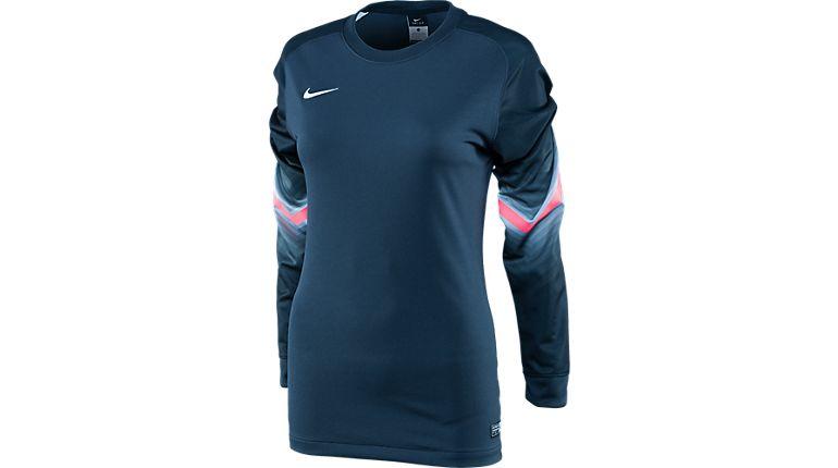 f5ebd0261c6 Nike Goleiro Women s Keeper Jersey - Black...Get it at SoccerPro now ...