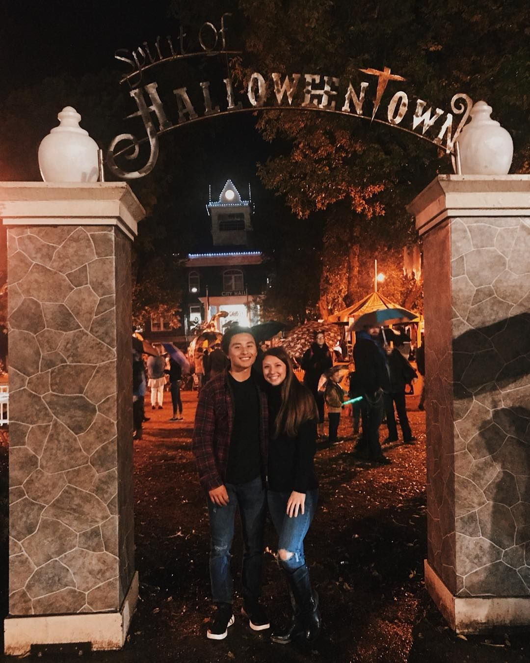 Disney's Halloweentown Actually Exists In Real Life And It