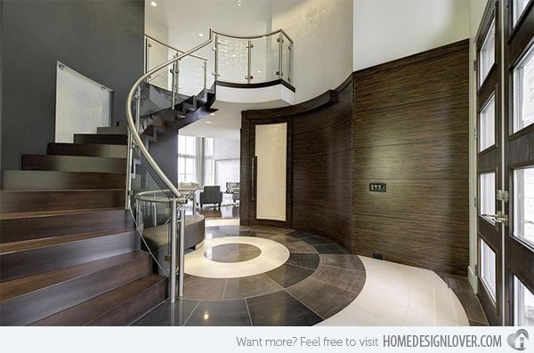 15 Contemporary Foyer and Entry Way Design Ideas | Foyers ...