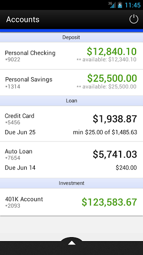 With The Oakland County Credit Union Mobile Banking App You Can Check Your Available Balances View Transaction History Tr Banking App Mobile Banking Banking
