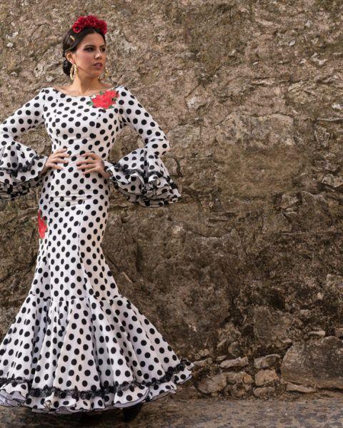 2576c87b0 Colección 2018 - Manuela Macías Moda Flamenca | dresses en 2019 ...