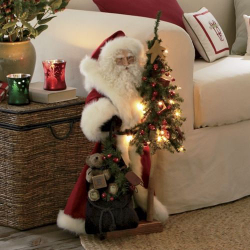 Father Christmas from Through the Country Door®