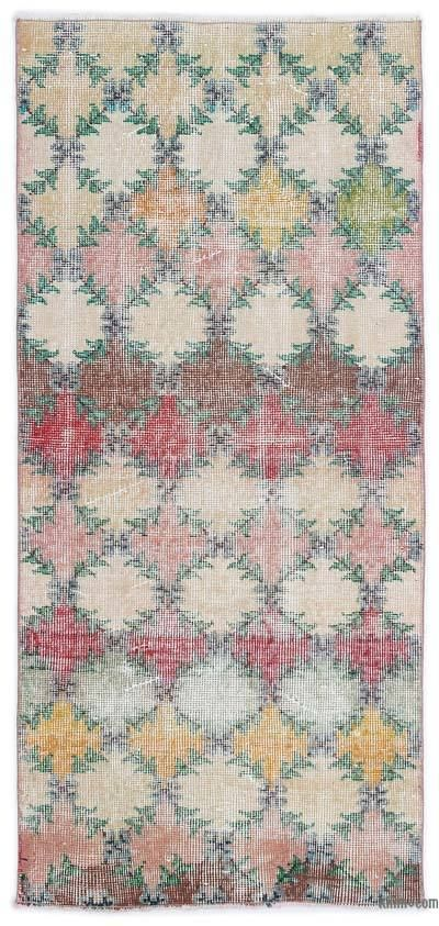 Small Size Vintage Carpets | Kilim Rugs, Overdyed Vintage Rugs, Hand-made Turkish Rugs, Patchwork Carpets by Kilim.com