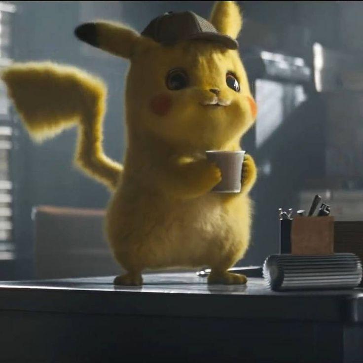 Pokemon Detective Pikachu-Pikachu 4 By Www.deviantart.co
