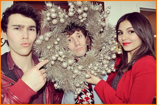 Are Victoria Justice and max Schneider related