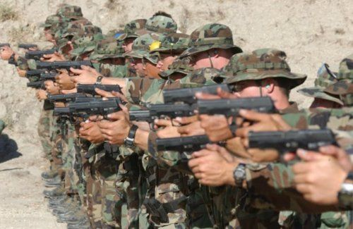 SQT (SEAL Qualification Training) | Navy SEALs | Navy seals