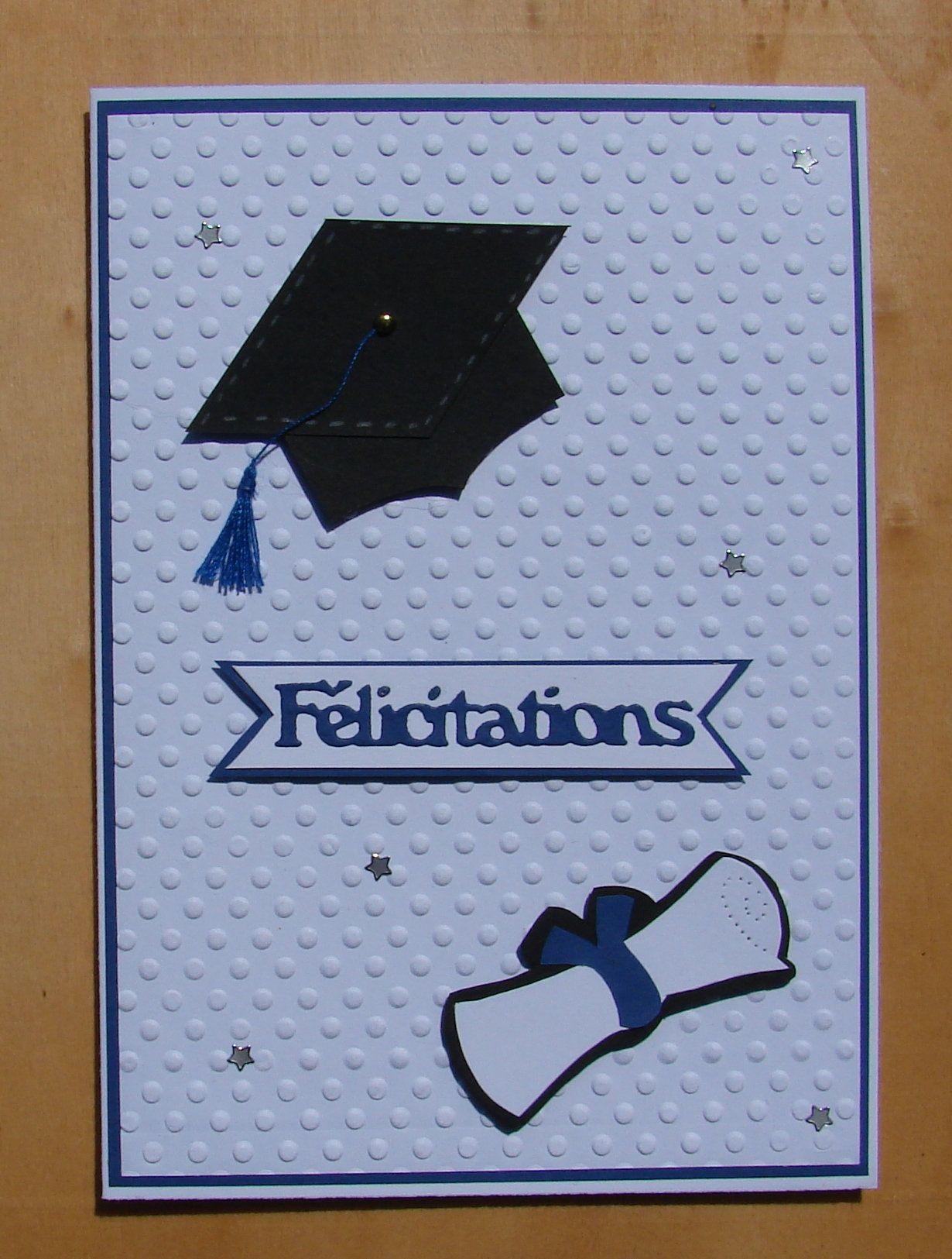 carte félicitations réussite examen Card congratulations, graduation, exam success, school, graduate