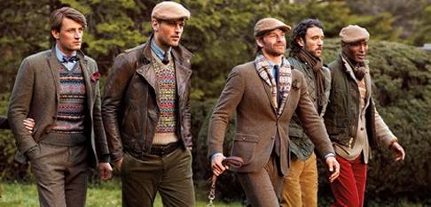 Stile british maschile | Lo stile inglese sul magazine di