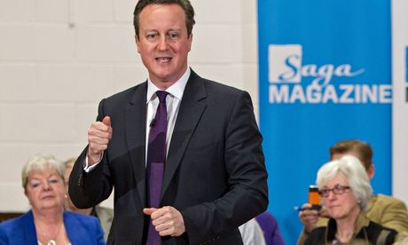 Cameron signals Tories may raise inheritance tax threshold