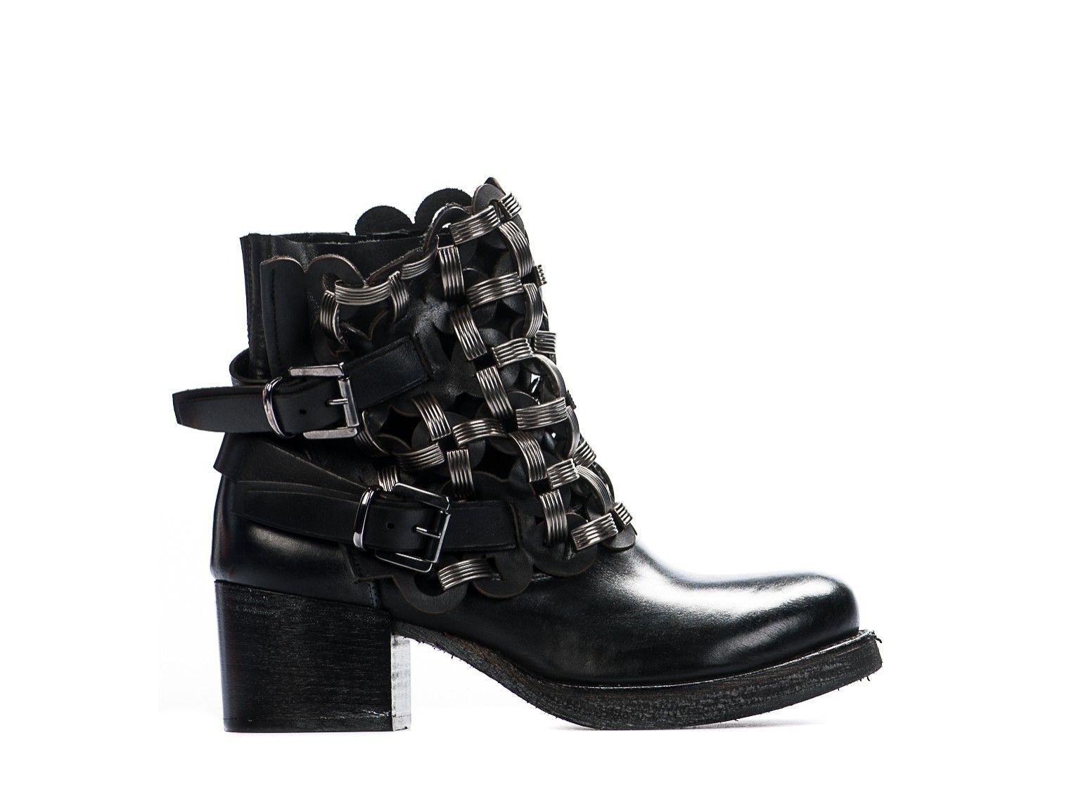 d584652f353f8 Chaussures METISSE noir 58748 pour femme - Millim