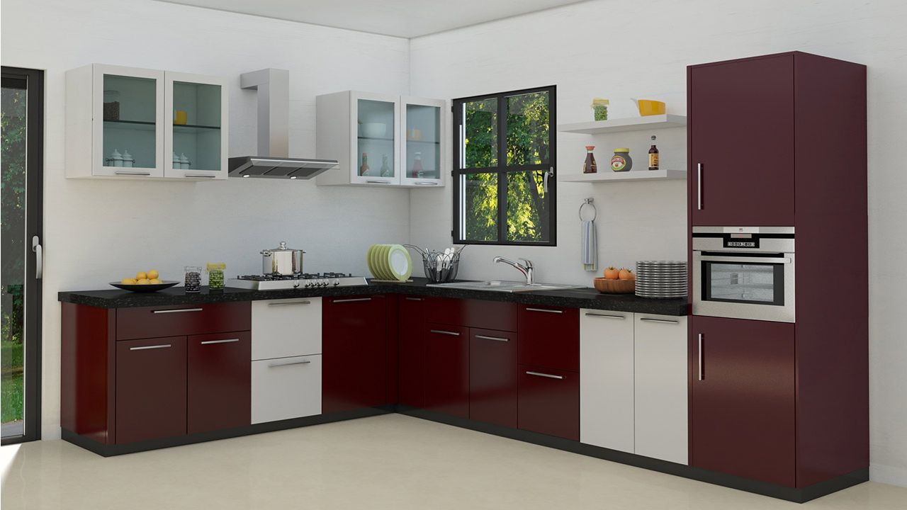 One of the best advantages of these modularkitchens is that you are