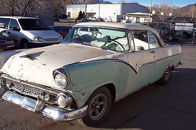 Ford 60B 1955 FORD VICTORIA